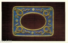 Russian card: FRAME FOR A PHOTOGRAPH by Carl Faberge Firm