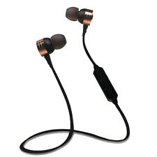 Wireless Bluetooth Sport Earphones Stereo Headphone Headset For iPhone Samsung