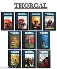 THORGAL intégral 10 tomes de la série éditions luxe Hachette Rosinski Van Hamme