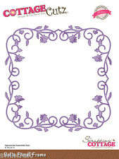 COTTAGE CUTZ ELITES DIES - Cutting die BELLA FLORAL FRAME - CCE-002 *