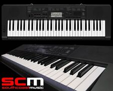 CASIO CTK3200 DIGITAL PORTABLE ELECTRONIC KEYBOARD W/ ADAPTOR & 5 YEAR WARRANTY