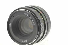 Helios 44M  58mm F2 Lens for M42 also Pentax Canon EF Sony NEX Panasonic 4/3
