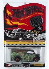 Hot Wheels Halloween Exclusive Scary Dairy Delivery #23 New In Protector 2002