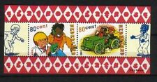 Netherlands**Sjors& Sjimmie-CARTOONS- Sheet/Bloc 2 stamps-2000-BD-Bande Dessinée