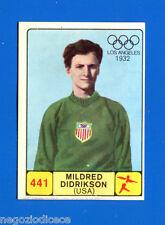 Figurina/Sticker CAMPIONI DELLO SPORT 1968/69 n. 441 - DIDRIKSON - USA -rec