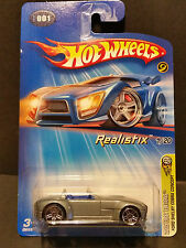 2005 Hot Wheels #001 First Editions  1/20 : Ford Shelby Cobra Concept - G6687
