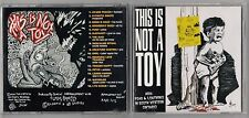 THIS IS NOT A TOY - AKA: FEAR & LOATHING IN CANADA CD 1993  METAL RULES RARE