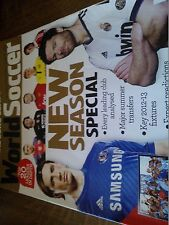 World Soccer Magazine August 2012