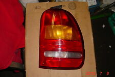 95-98 Ford Windstar Taillight Taillamp Brake Light RH Right Side Rear F58B-13440