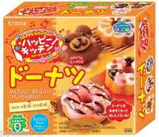 KRACIE Popin Cookin DONUTS KIT. DIY/make Japanese doughnut candy. Poppin cookin