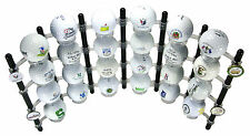 Golf Ball Display Rack Holder Case