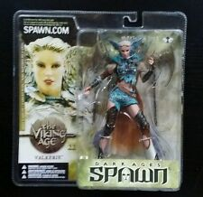 McFarlane Dark Ages Spawn Series 22 VALKERIE The Viking Age Figure Statue