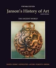 Janson's History of Art Portable Edition Book 1: The Ancient World 8th Edition)