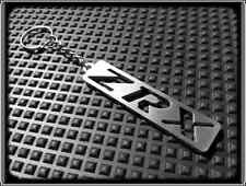 KEYRING for KAWASAKI ZRX 1100 1200 - STAINLESS STEEL - HAND MADE - CHAIN FOB