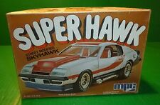 "VINTAGE MPC ""SUPER HAWK"" BUICK SKYHAWK 1/25 VINTAGE MODEL CAR MOUNTAIN"