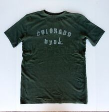 """BYOB"" Hemp T-Shirt by Vitamin Blue (Size Large)"
