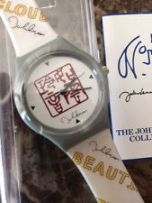 John Lennon Jewelry Collection LIMITED EDITION CLOUD WATCH The Beatles-Very Rare