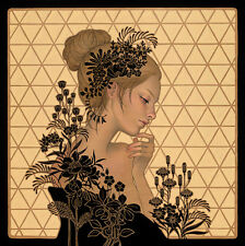 AUDREY KAWASAKI Maybe Tomorrow signed numbered Limited Edition GICLEE PRINT ART