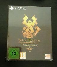 Tales Of Zestiria Collector's Edition PS4 European Edition Multilanguage NEW