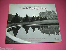 FRENCH ROYAL GARDENS. SCULLY. 1992 1st ED PHOTOGRAPHY GARDEN ARCHITECTURE DESIGN