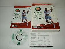 Roland Garros French Open 2000 (OVP) (PC-Spiel)