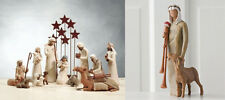Willow Tree 15 pc nativity set             NEW IN BOXES