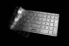 "TPU Clear Keyboard Cover Protector For 15.6 "" HP Envy 15t Slim Quad laptop"