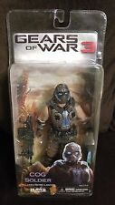 GEARS OF WAR 3 COG SOLDIER RETRO LANCER VIDEO GAME ACTION FIGURE NECA