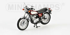 Minichamps Yamaha SR 500 / SR500 Year 1988 red red, 1:12 Motorcycle Motorbike