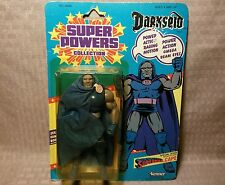 Sealed 1985 Kenner Super Powers Collection 23 Back Darkseid On Card