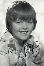 "The Osmonds- Jimmy Osmond Hand Signed photo Crazy Horses Rare 12x8"" C"