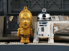 Star Wars Figur Cake Topper Decoration C-3PO Protocol R2-D2 Droid Set K1109_AH