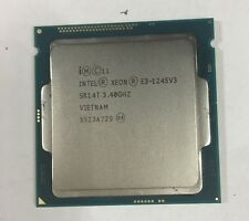 SR14T Intel Xeon E3-1245V3 3.4GHz Quad-Core (CM8064601466509) Processor
