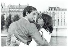 "1984 Vintage Photo actor Thierry Lhermitte & Karen Allen ""Until September"" movie"