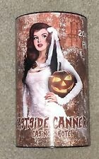 Eastside Cannery Halloween Mummy Jack-O-Lantern Pin-Up Puzzle 204 Pieces New