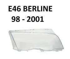 VITRE PHARE AVANT PASSAGER BMW SERIE 3 E46 BERLINE PHASE 1 DE 1998 A 08/2001