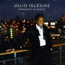 Romantic Classics - Julio Iglesias CD COLUMBIA