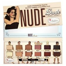 (3 PACK) theBalm Nude Dude Nude Eyeshadow Palette - Volume 2 (GLOBAL FREE SHIP)