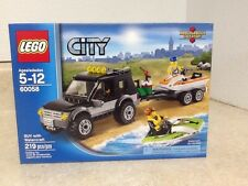 LEGO City SUV with Watercraft 60058 RETIRED