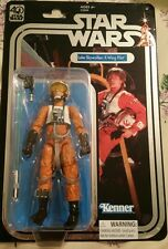 2017 40th Anniversary Star Wars Celebration HASBRO Luke Skywalker X-Wing Pilot