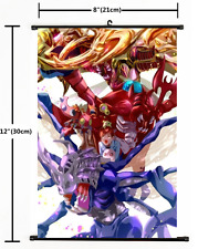 Anime Digimon Adventure Wall Scroll Poster cosplay 1659