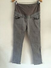 United Colors Of Benetton Maternity Jeans Size S Grey  R5991