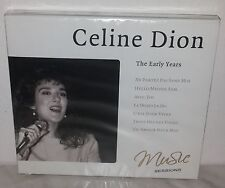 CD CELINE DION - EARLY YEARS - NUOVO - NEW