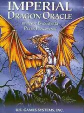 Imperial Dragon Oracle [With Booklet] by Andy Baggott Paperback Book (English)