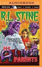 My Alien Parents by R. L. Stine (2015, MP3 CD, Unabridged)