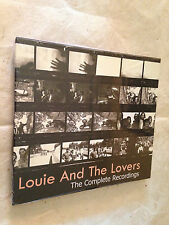 LOUIE AND THE LOVERS CD THE COMPLETE RECORDINGS BCD 16394 AH ROCK