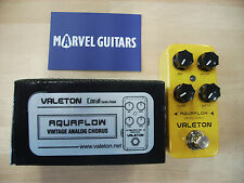 "Valeton Coral Series ""Aquaflow"" Vint Analog Chorus electric guitar effects pedal"