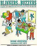 Blinkers and Buzzers (Boston Children's Museum Activity Book)-ExLibrary