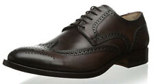 Antonio Maurizi Wingtips 40 EU 8 US Burnished Brogued Dark T.MORO Brand NEW