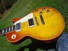 2005 Gibson Les Paul Jimmy Page #1 Custom Authentic VOS #363  8.6 lbs.